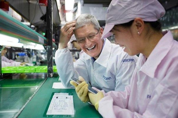 Foxconn начнет производить сапфировое стекло для iдевайсов