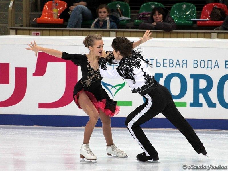 Александра Степанова - Иван Букин  - Страница 2 0dpa97I_E-g