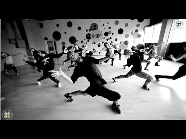 Sia - Chandelier Jazz Funk | Choreography by Ruslan Makhov | D.side dance studio