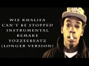 Wiz Khalifa - Can't Be Stopped (Longer Version) (Mortal Kombat X Theme) (Instrumental Remake)