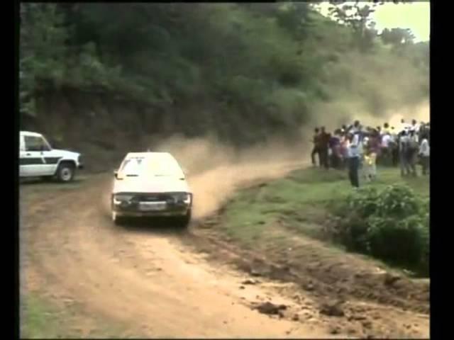 Audi quattro in rallying