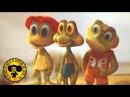 Три лягушонка №3 Мультфильм для малышей