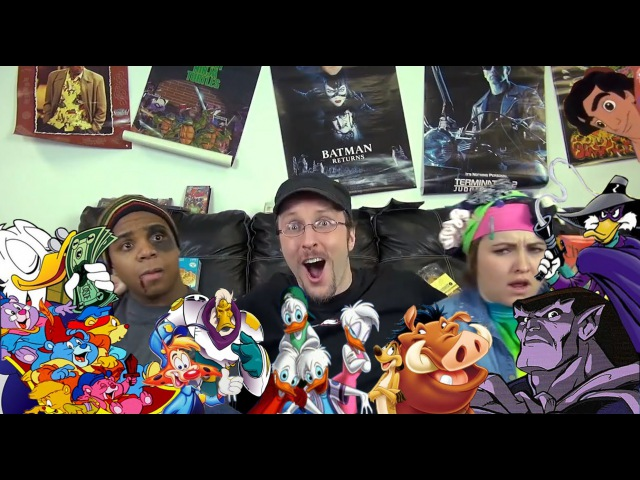 Nostalgia Critic Полуденный Дисней Disney Afternoon