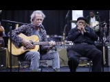 Keith Richards &amp James Cotton Rehearsing