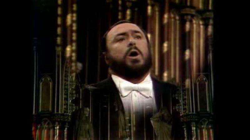 Luciano Pavarotti, Pietà, Signore Montreal, 1978