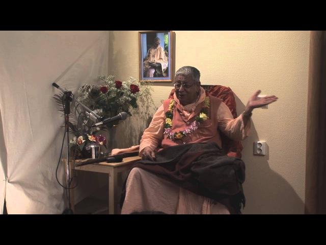 Мой путь к положению Ачарьи   День принятия санньясы