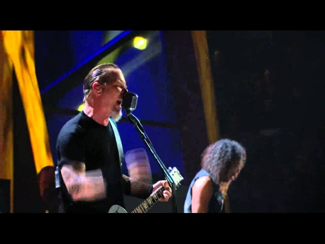 Metallica Turn The Page Hall Of Fame 2009 HD