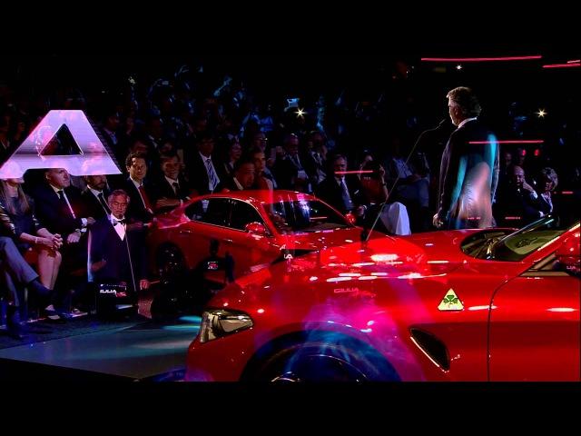 Alfa Romeo New Giulia | Presentation