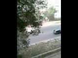 Ветер в Актобе 03.10.2015 \ Пыльная буря \ Вихрь \ Метель \ Ураган \ Циклон \ Шторм