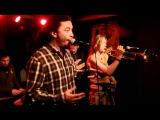 LIVE! Saskia Laroo en Jazz meets Hiphop @ SugarFactory - Amsterdam 1 Jazzn'Jamz