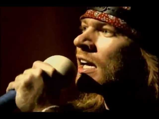 Guns N' Roses - Knocking on Heaven's Door (OFFICIAL VIDEOS with LYRICS)