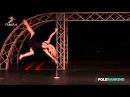 Yunona Yunikova - Pole Art Cyprus 2014