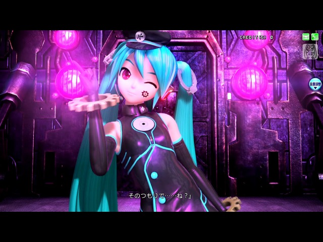 【PDA-FT PV】Sadistic.Music∞Factory【初音ミク・わがまま工場長】(720p/60fps)