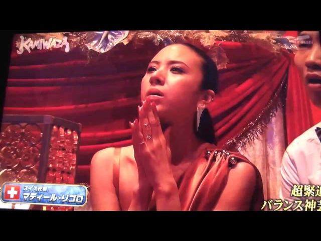 Японское шоу талантов . Это просто нереально !