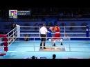 Men's Middle (75kg) - Semi Final - Artem CHEBOTAREV (RUS) vs Jason QUIGLEY (IRL)