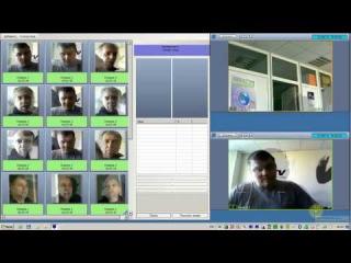 sale@innoway.org тест камеры VIVOTEK FD8136 с системой захвата, распознавания и поиска лиц