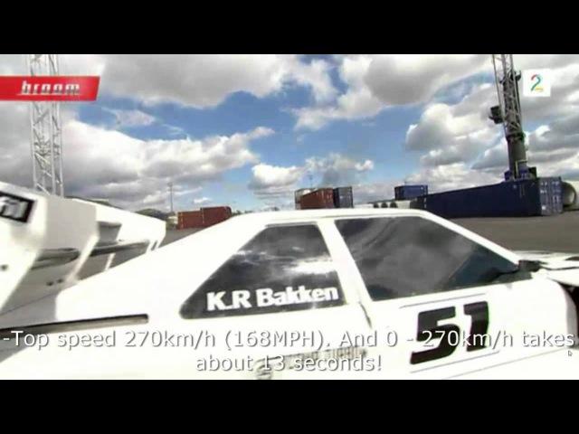 Audi S1 1000hp by KRB