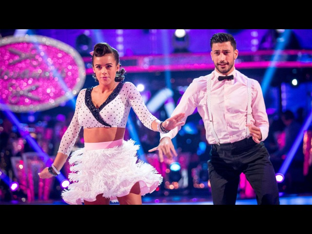 Georgia May Foote Giovanni Pernice Jive to Dear Future Husband - Strictly Come Dancing 2015