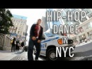 HIP-HOP DANCE IN NYCEGO/P.L.U.R./MAD STATESHOT BY EGO