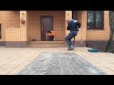 Ali Osmanov mini scooter edit