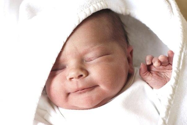Уход за новорожденным ребёнком
