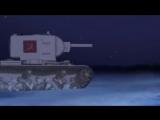 Катюша , военная песня в японском воспроизведении ) мило