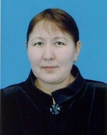 Усенова Нурсулу Шералиевна