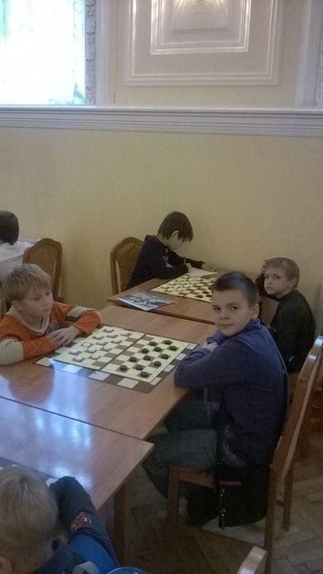 Секция шашек. Первенство СПб по 100-клеточным шашкам. Турнир В.А. Сокова