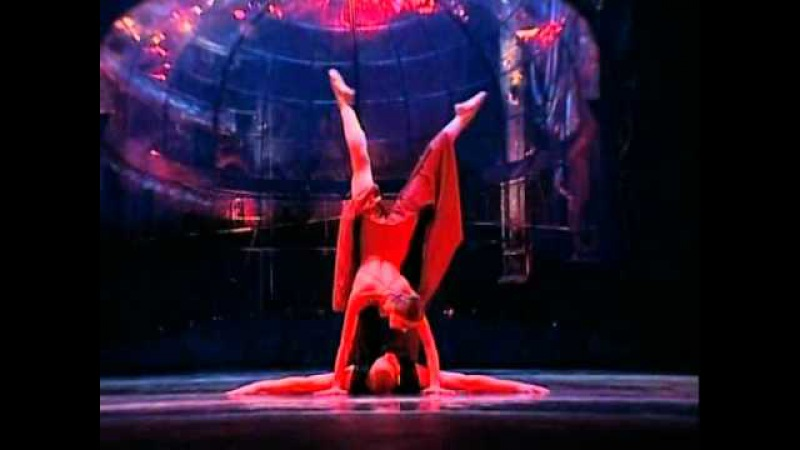 Red Giselle (Красная Жизель) - Ballerina and Chekist pas de deux, I act.