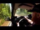 ML55 AMG Russian Arm rallying with Dani Sordo