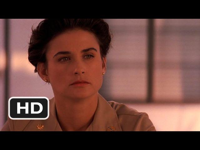 A Few Good Men (2/8) Movie CLIP - A Woman to Salute (1992) HD