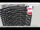 [SketchUp.ru] - 3/3 DWG из AutoCAD в основе 3D модели в SketchUp