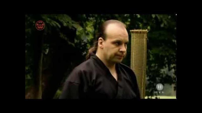 Welt der Wunder Katana vs Schwert Teil 2