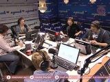 Олег Чубыкин на радио Маяк