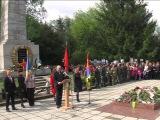 9 травня в м. Жовті Води. Флешмоб «Пазл миру»