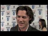 Luke Evans Interview - Clash of the Titans, Tamara Drewe