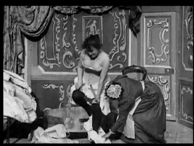 After the Ball (1897) - 1st Adult Movie | GEORGES MELIES - World's First Filmed Bath Apres le Bal