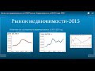 Цены на недвижимость в СПб Рынок Недвижимость в 2015 году СПб