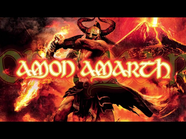 Amon Amarth War of the Gods (OFFICIAL)