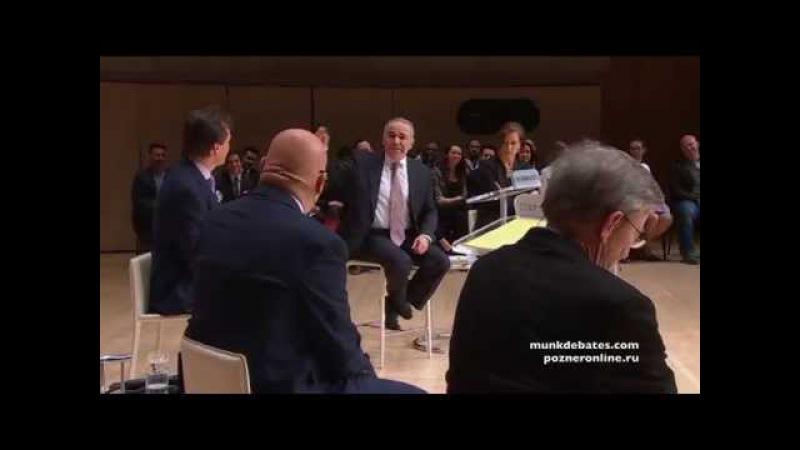 Munk Debates - The West vs. Russia