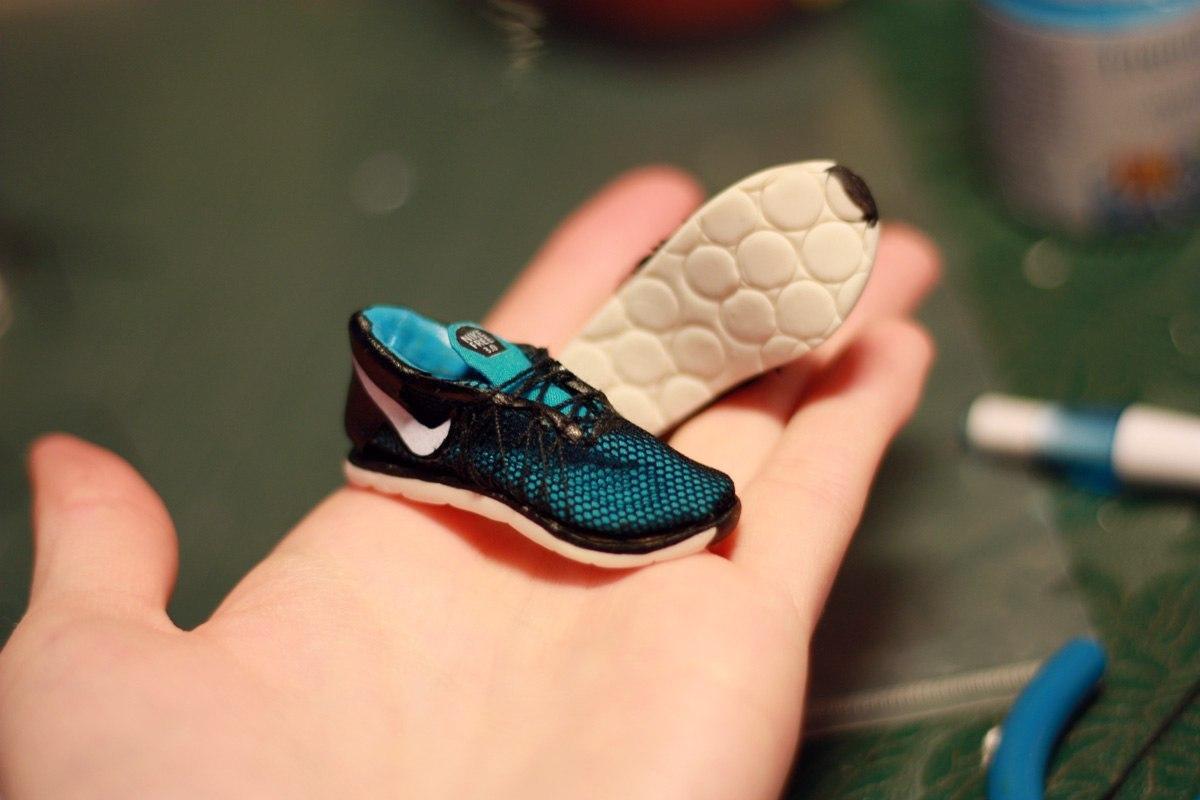 миниатюра обувь