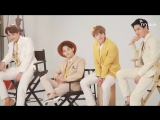 [VIDEO] 150901 EXO @ 2015 AUTUMN IVY Club Photoshoot Making Film