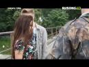 """Бьянка - Съемки клипа на песню """"Любимый Дождь"""" / RUSONG TV"""