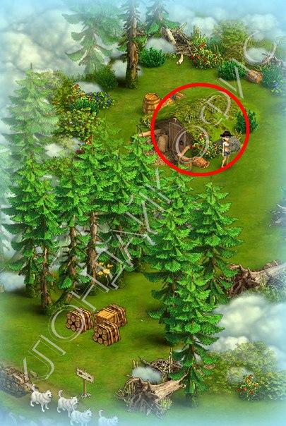 Как создать лесной отвар в клондайке