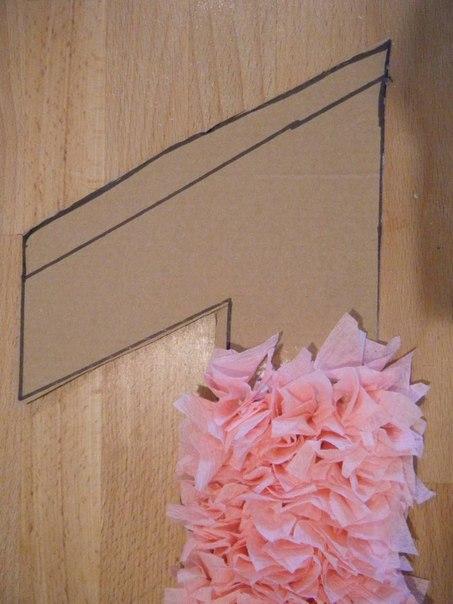 Как сделать цифру 30 из бумаги