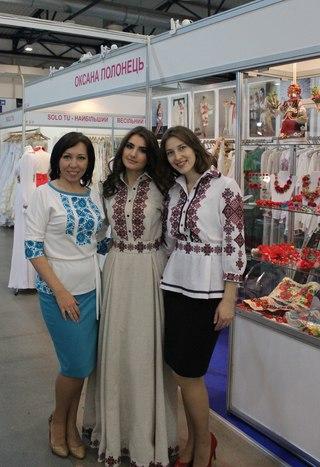сукні в українському стилі