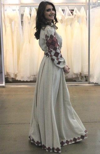 вишиті сукні в українському стилі купити 64ad0cef4f2f2