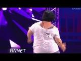 Annet / Танцы 2 Сезон / Отборочный тур / Новосибирск 2015