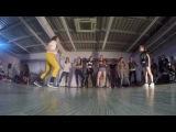 DANCEHALL BATTLE || SEVEN 2 SMOKE || PART 1 - TS project 26.09.15
