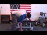 Grip Strength  Inch Dumbbell Training 112214